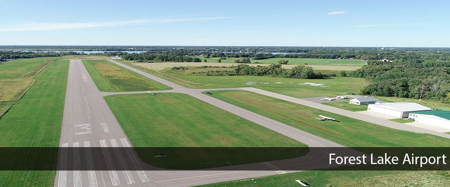 Forest Lake Airport