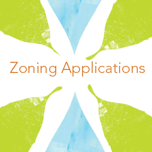 Image Link to Zoning Applications