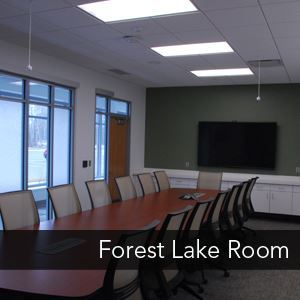 Image of the Forest Lake Room