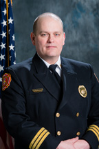 Photo of Chief Newman
